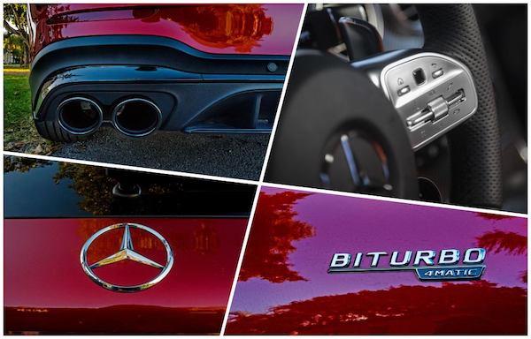 2021 Mercedes Benz GLC 4